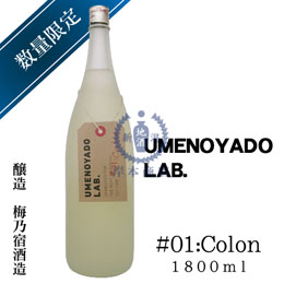 UMENOYADO LAB. #01:Colon 1800ml